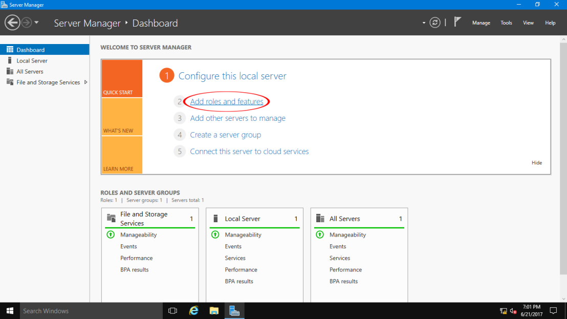 Deploy RemoteApp in Windows Server 2016 – Cloudrangers